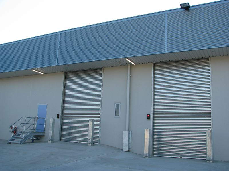 H13' 100mm Steel Roller Shutter | Austral Monsoon Sydney, Australia
