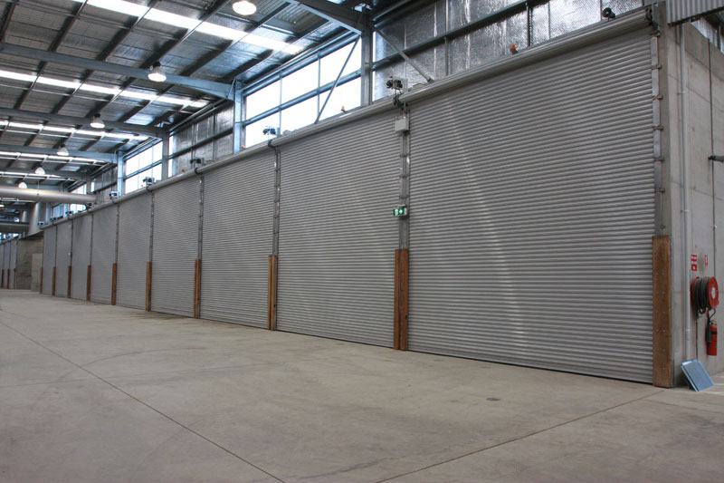 H14 100mm Steel Roller Shutter Austral Monsoon Sydney