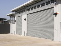 security roller shutter suppliers to industry